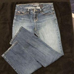 Tommy Hilfiger classic hope boot cut jeans sz 4R